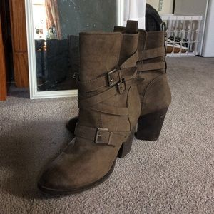 Madden Girl Heeled Boots